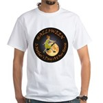MOTHER IS A WITCH White T-Shirt