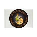 MOTHER IS A WITCH Rectangle Magnet (10 pack)