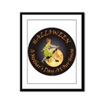 MOTHER IS A WITCH Framed Panel Print