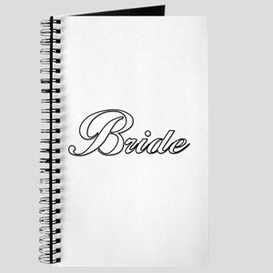 Bride (White/Black) Journal