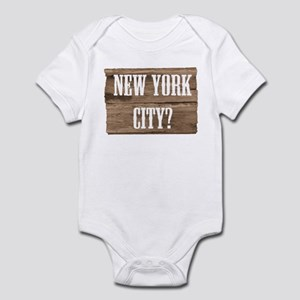New York City? Infant Bodysuit
