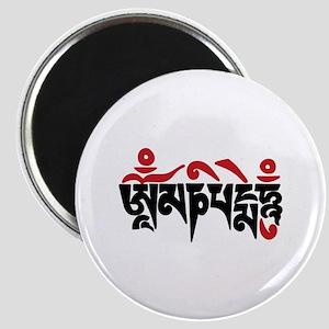 Om Mani Padme Hum Magnets