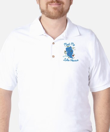 Lake House Golf Shirt