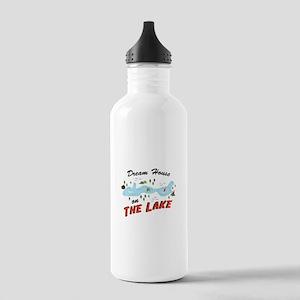 Dream House Water Bottle