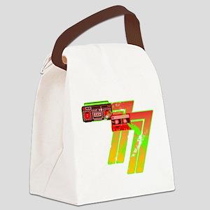 1977 Audio Tech Canvas Lunch Bag