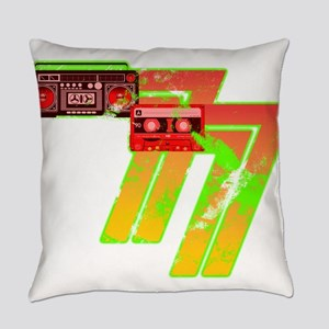1977 Audio Tech Everyday Pillow