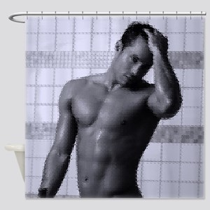 Bath Room Special Edition 10 Shower Curtain