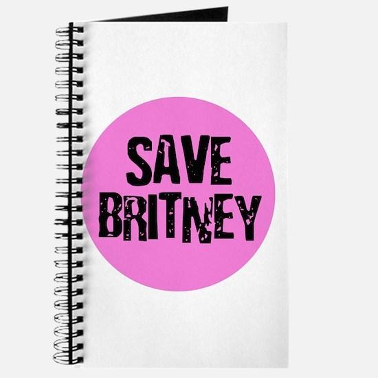 Save Britney Journal