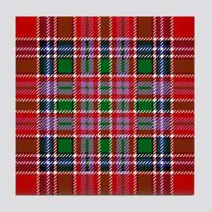 MacBean Scottish Tartan Tile Coaster