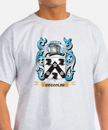 Cozzolini Coat of Arms - Family Crest T-Shirt