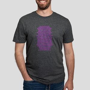 Titles of Jesus Christ Mens Tri-blend T-Shirt