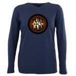 Pure Labs Plus Size Long Sleeve Tee