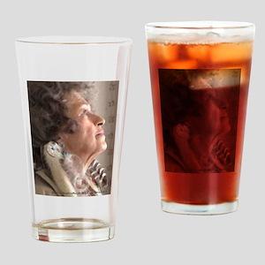 Native American Prayer Drinking Glass