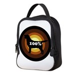 100% Labs Neoprene Lunch Bag