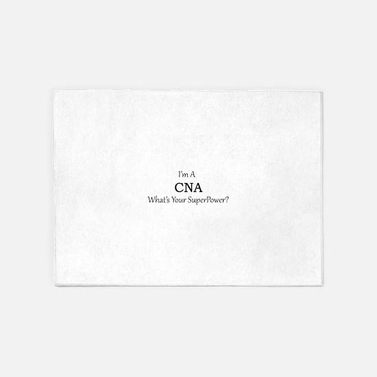 CNA 5'x7'Area Rug
