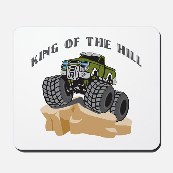 Rock Crawling 4 Wheeling Mousepad