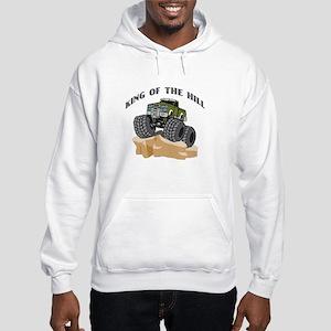 Rock Crawling 4 Wheeling Hooded Sweatshirt