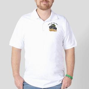 Rock Crawling 4 Wheeling Golf Shirt