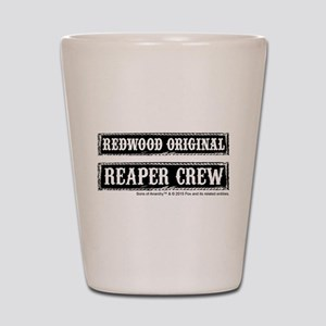 soa reaper crew Shot Glass