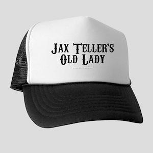 SOA Old Lady Trucker Hat