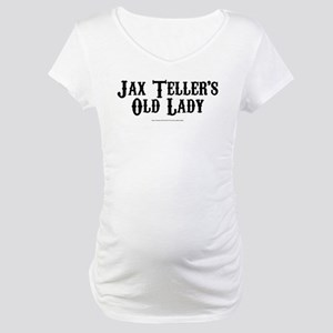 SOA Old Lady Maternity T-Shirt