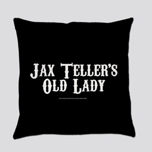 SOA Old Lady Everyday Pillow