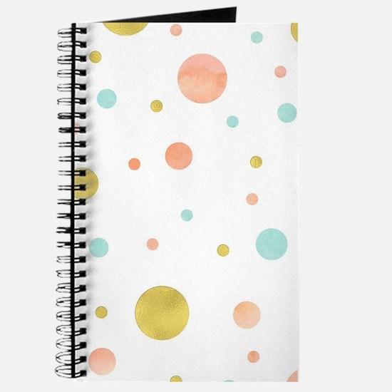 Cute Dots Journal