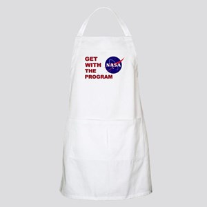 GET WITH THE PROGRAM Apron