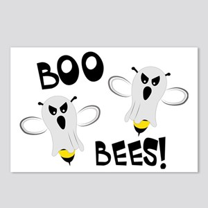 Boo Bees-WH Postcards (Package of 8)