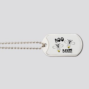 Boo Bees-WH Dog Tags