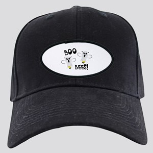 Boo Bees-WH Black Cap