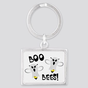 Boo Bees-WH Landscape Keychain