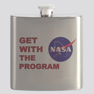 GET WITH THE PROGRAM Flask