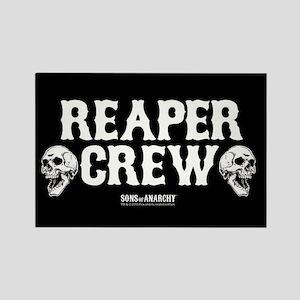 SOA Reaper Crew Rectangle Magnet