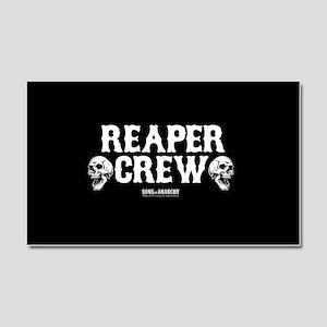 SOA Reaper Crew Car Magnet 20 x 12