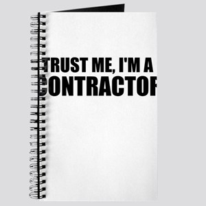 Trust Me, I'm A Contractor Journal