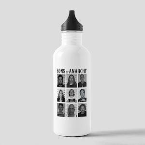 SOA Mugshots Stainless Water Bottle 1.0L