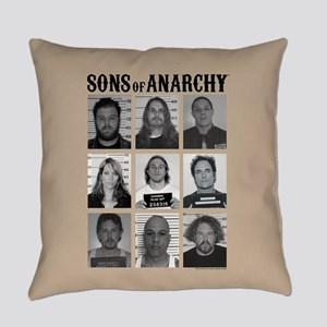 SOA Mugshots Everyday Pillow