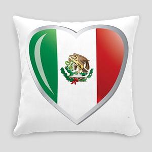 C MEXICO Everyday Pillow