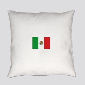 3-MEXICO Everyday Pillow