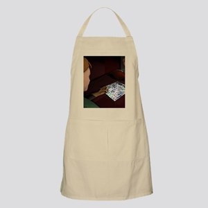 Stretched to the Limit Apron