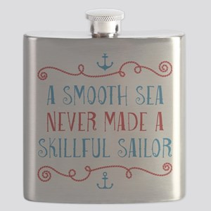 Skillful Sailor Flask