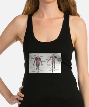 Funny Doctor physical therapy mens Racerback Tank Top