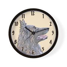 Belgian Tervuren Wall Clock
