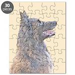 Belgian Tervuren Puzzle