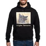 Belgian Tervuren Hoodie (dark)
