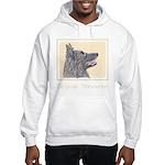 Belgian Tervuren Hooded Sweatshirt