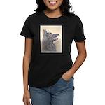 Belgian Tervuren Women's Dark T-Shirt