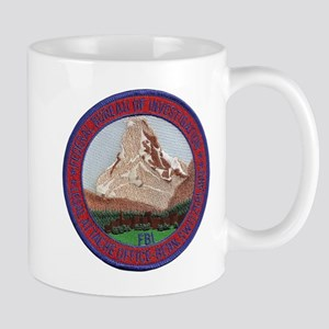 FBI Bern Switzerland Mug