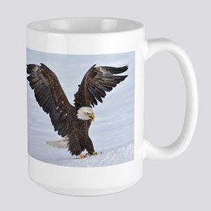 The Eagle has landed Large Mug